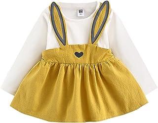 ルテンズ(Lutents)女の子 ワンピース 長袖 レース 柔らか 着心地 花柄 女児 ガールズ 可愛い カジュアル 0-3歳 誕生日 プレゼント