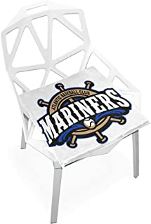 Pingshoes Seat Cushion Personalized Trademark Image Chair Cushion Offices Butt Chair Pads Square Car Mat for Outdoors