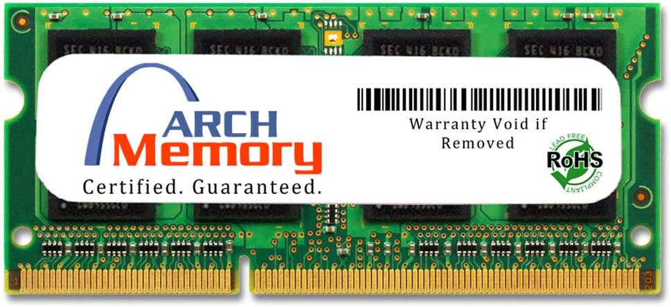 Department store Arch Memory 4 GB 204-Pin DDR3 RAM for So-dimm Excellence Entert Pavilion HP