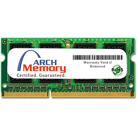 Arch Memory 4 GB 204-Pin DDR3 So-dimm RAM for HP Pavilion 20-b010