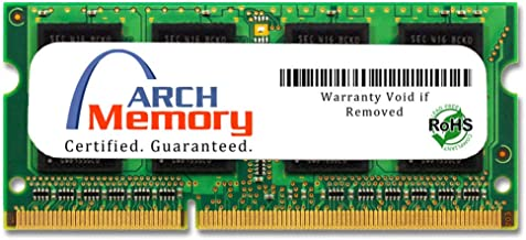 Arch Memory 4 GB 204-Pin DDR3 So-dimm RAM for Lenovo ThinkPad T510 4384 Series