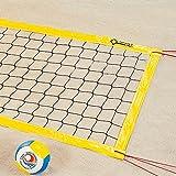 [page_title]-DONET Beach-Volleyball-Netz, Turnier & Freizeit, ca. 3 mm, 9,5 x 1,0 m