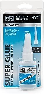 Bob Smith Industries 48BSI-131H Instant-Cure Cyanoacrylate Super Thin Glue
