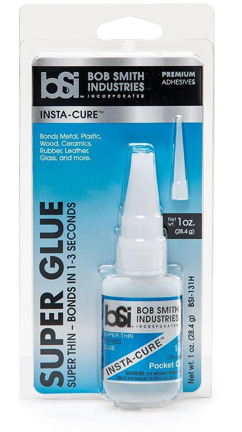 Bob Smith Industries BSI-131H Insta-Cure Thin Super Glue, 1 oz.