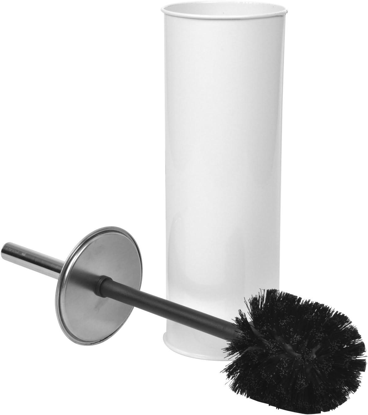 Wc-brosses salon stand modèle 110x400x130mm verre Chrome Noir badartikel Bain