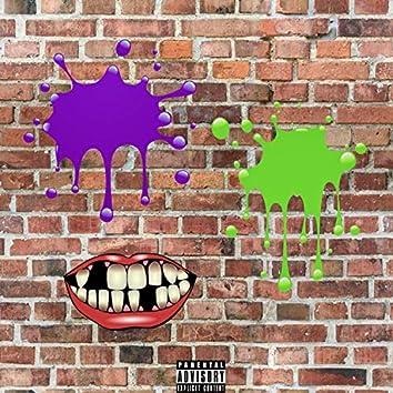 PURPLE GREEN (feat. T.Odd)