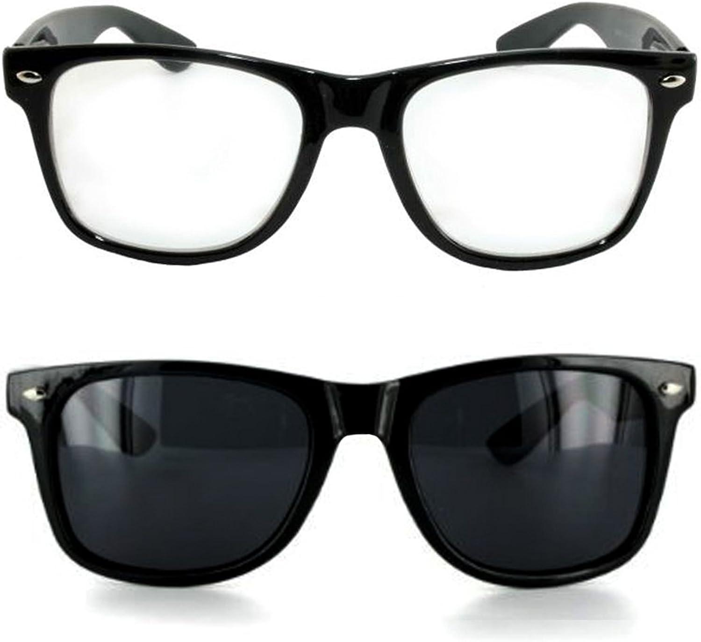(120 Pieces Per Case) Bulk Sunglasses Eyewear Wholesale (1) Lot of Retro Classic Style Glasses)