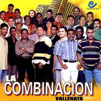 La Combinación Vallenata, Vol. 3