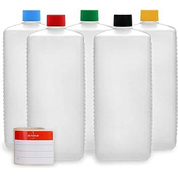 WINZSC Scatola di detersivo per la Pulizia della Polvere di detersivo per Piccoli contenitori di detersivo per Uso Domestico