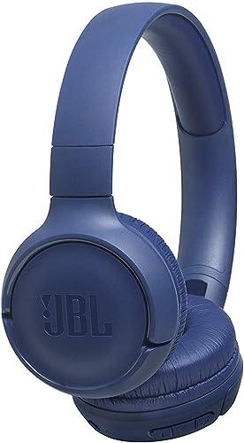 JBL Tune500 - Casque supra-auriculaire avec fil - Léger et pliable - Écouteurs confortables - Avec commande mains lib...