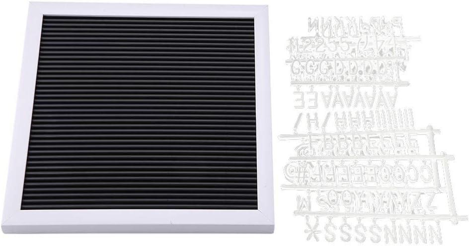 Inexpensive Message Luxury Board Felt Jadpes Bo Letter 25cmx25cm
