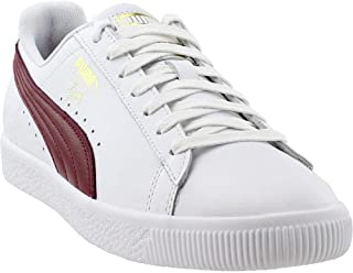 Mens Clyde Core Foil Casual Sneakers,