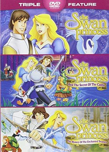 Swan Princess Dvd Triple Feature