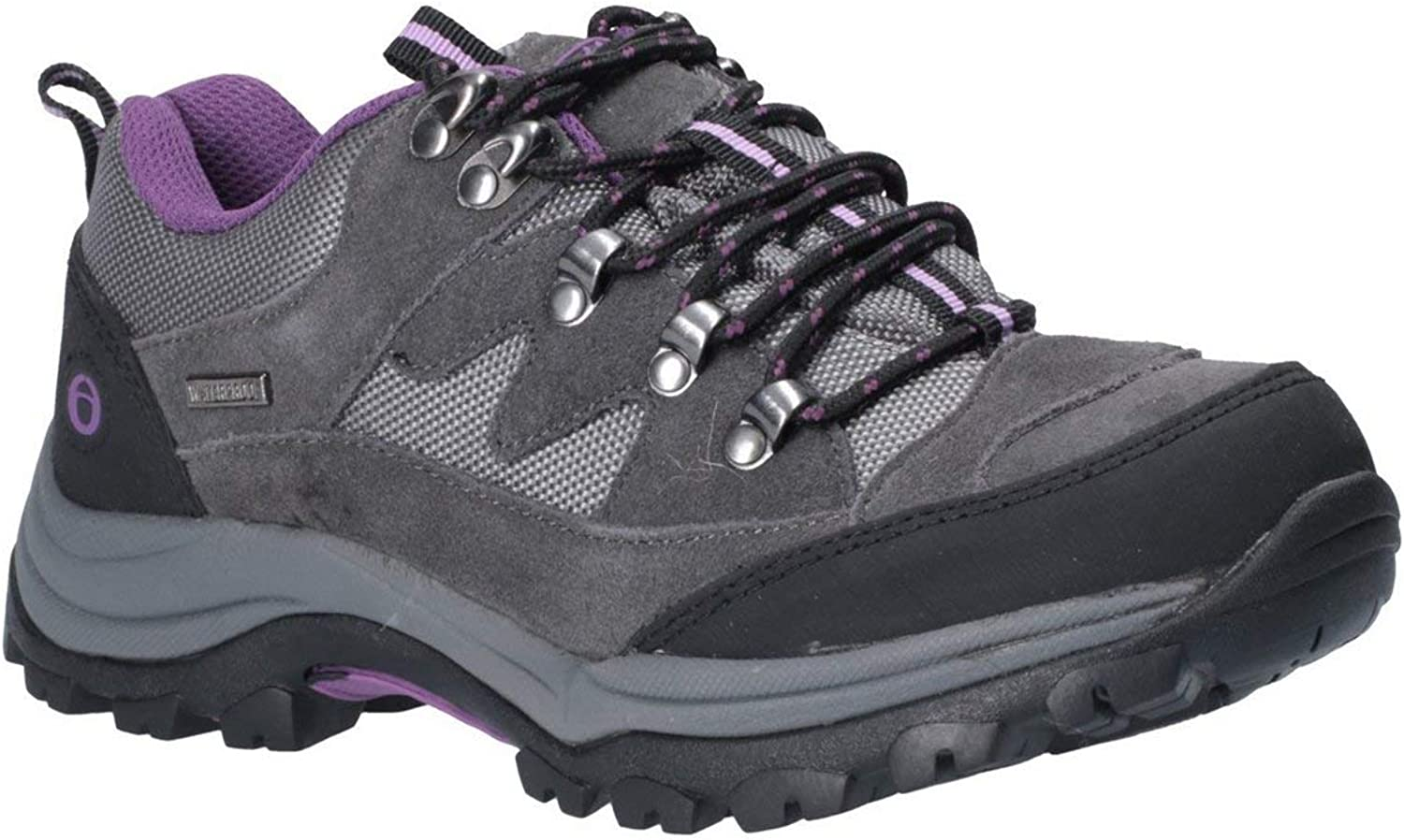 Cotswold Womens Ladies Oxerton Leather Hiking shoes