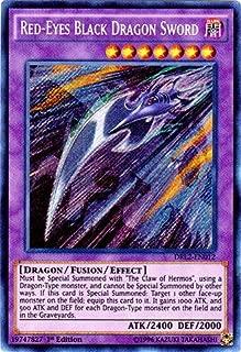 Yu-Gi-Oh!! - Red-Eyes Black Dragon Sword (DRL2-EN012) - Dragons of Legend 2 - 1st Edition - Secret Rare