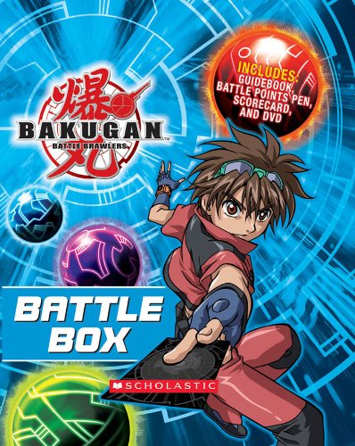 Bakugan: Battle Box Novelty Format (Bakugan Battle Brawlers)