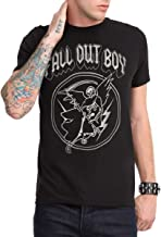 Hot Topic Fall Out Boy Reaper T-Shirt 2XL Black