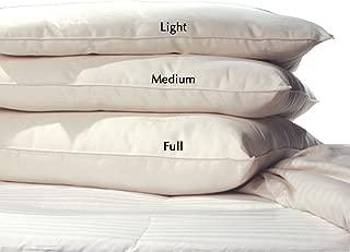 Lifekind Certified Organic Pure Wool Pillow - Full Loft (Standard)