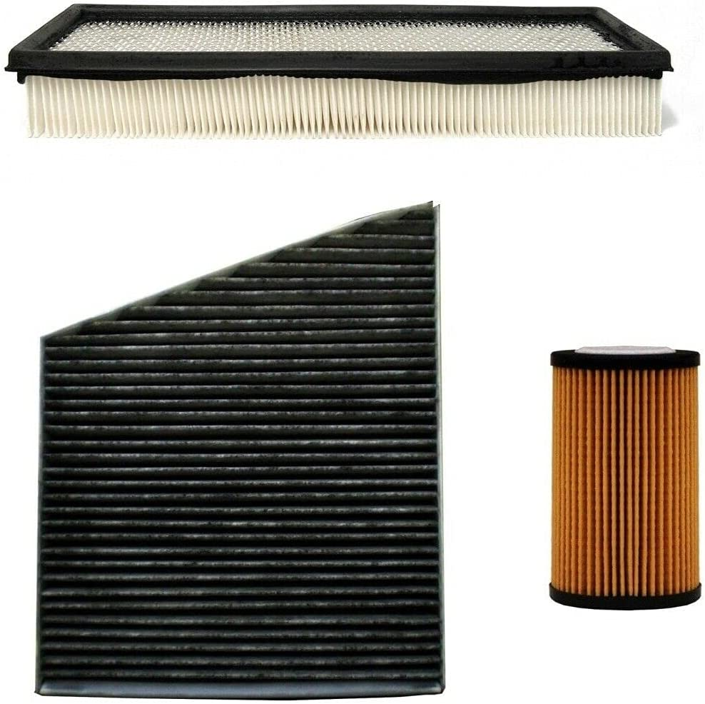 Engine Oil Bargain sale Large discharge sale Air Paper Cabin Filter with Pro kit Merced Compatible