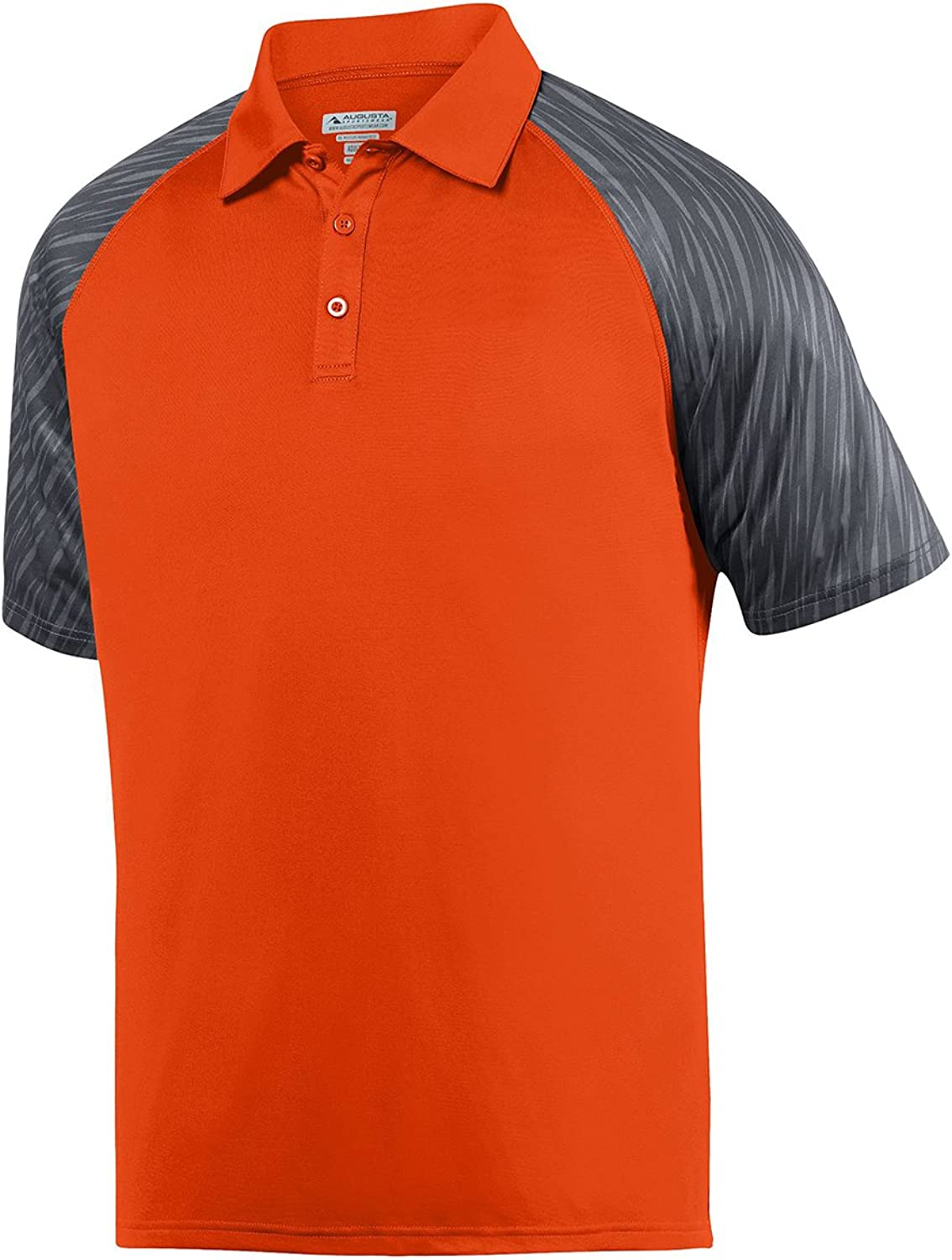 5406 Breaker Sport Shirt orange SLATE L