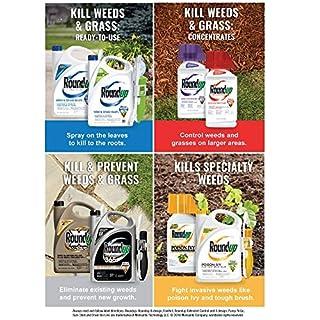 سعر RoundUp 5200210 Ready-to-Use Weed & Grass Killer III with Comfort Wand, 1.33 GAL