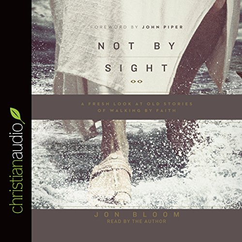 Not by Sight audiobook cover art