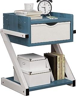 Table d'appoint Table de chevet nordique Table de chevet Armoire de rangement en bois Table d'appoint Table d'appoint avec...