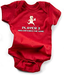WRYBABY Funny Baby Bodysuit | Player 3 Has Entered The Game