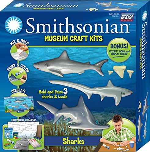 Smithsonian Sharks Casting Kit