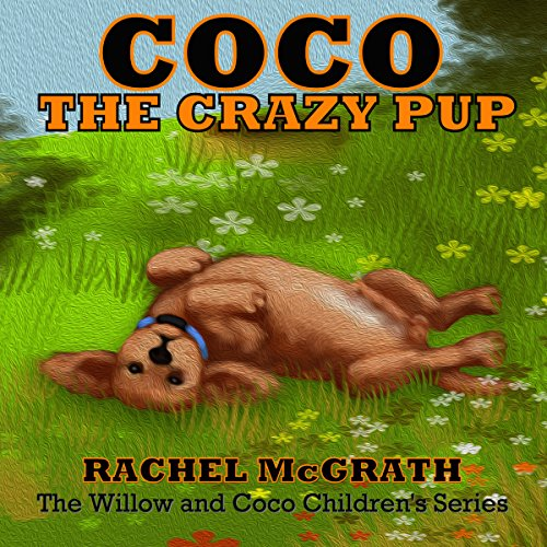 Coco the Crazy Pup cover art