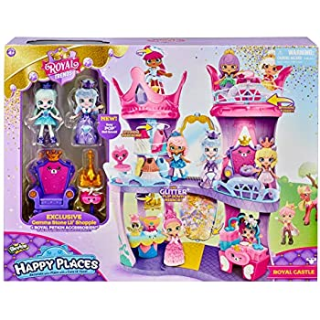 Shopkins Happy Places Royal Castle Playset   Shopkin.Toys - Image 1