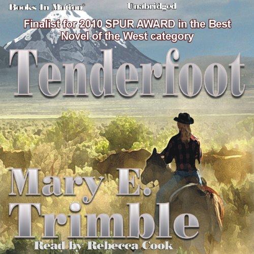 Tenderfoot audiobook cover art