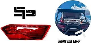 2014-2018 POLARIS RZR TURBO 1000 XP 900 S PASSENGER ((RIGHT)) SIDE TAIL LIGHT LAMP