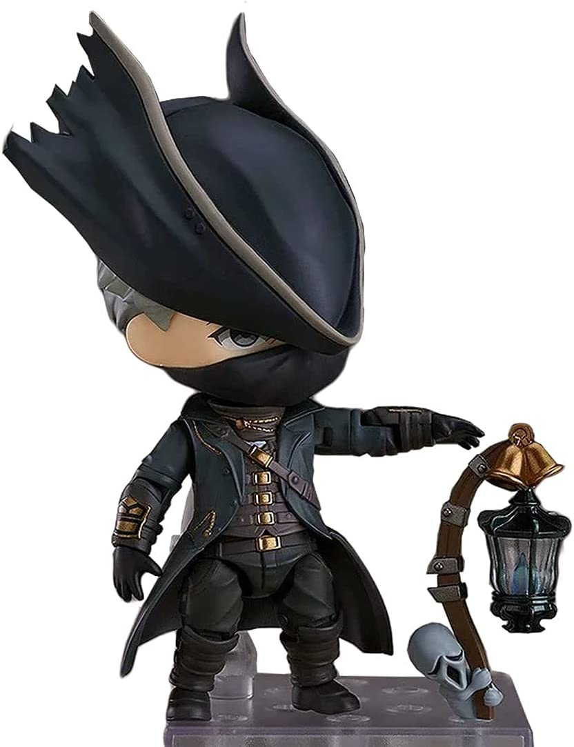 Shipping included Nixi888 Bloodborne Anime Character Hunter Q Statu of Version Oakland Mall The