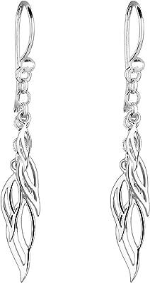 Elli Femme Argent Boucles d'oreilles pendantes - 311480211