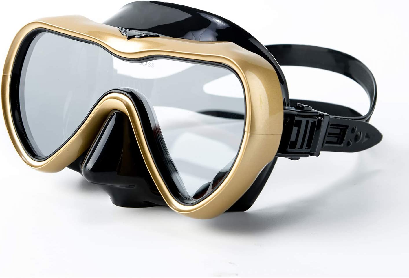 Rongbenyuan Ranking TOP11 Swimming Mask Goggles with Cover Nose S Diving Scuba Max 85% OFF