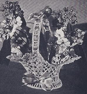 Best crochet flower girl basket Reviews
