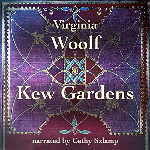 Kew Gardens audiobook cover art