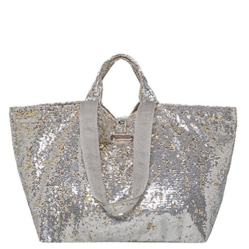 brasi&brasi Tasche Half&Fancy Silber/Gold Neu!!