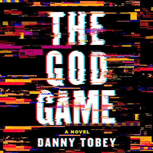 The God Game audiobook cover art