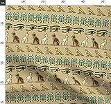 Puzzle, Ägypten, ägyptisch, Katze, Eule, Skarabäus,