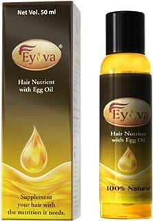 Eyova Hair Nutrient With Egg Oil (50 Ml) (Pack of 1)