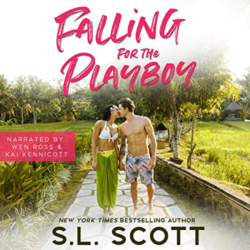 Page de couverture de Falling for the Playboy