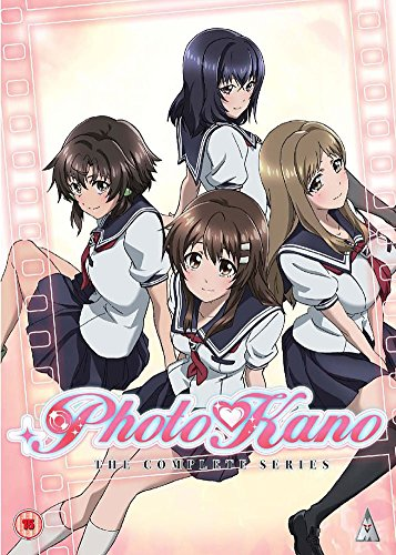 Photo Kano: The Complete Series [Edizione: Regno Unito] [Reino Unido] [DVD]