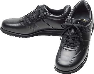 [アサヒメディカルウォーク]コンフォートウォーキングスニーカー メディカルウォークCC L004-2E ひざのトラブルを予防する レディース ファスナー付き 2E(EE) ひざにやさしい靴