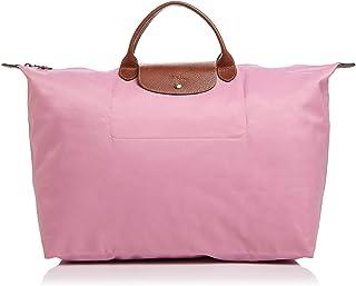cc393457ad9a LongChamp Women s Le Pliage Pink Large Travel Bag Handbag