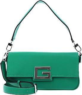 Guess Brightside Shoulder Bag Green