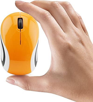 7765025d489 Mini Small Wireless Mouse for Kids Children 3-7 Years Old Child Size  Optical Portable