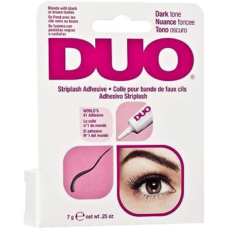 DUO Striplash Adhesive for Strip Lashes, Dark Tone, 0.25 oz, 1-Pack