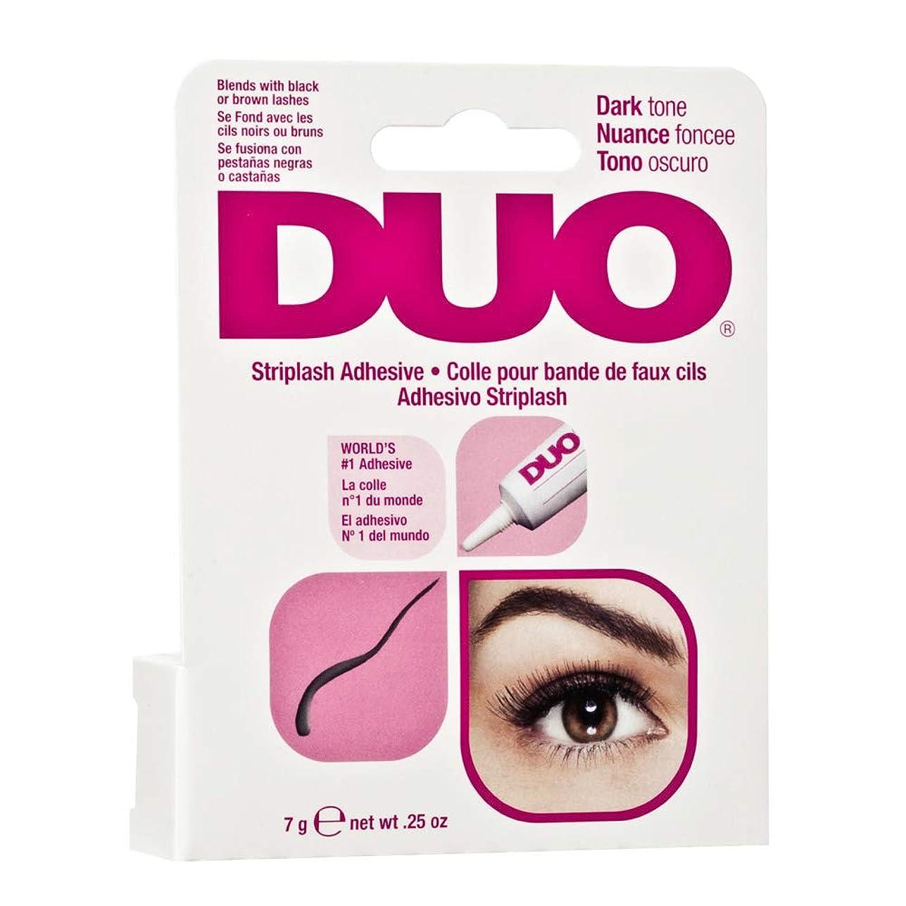 キャンドル谷ふざけたDUO Eyelash Adhesive - Dark Tone (並行輸入品)